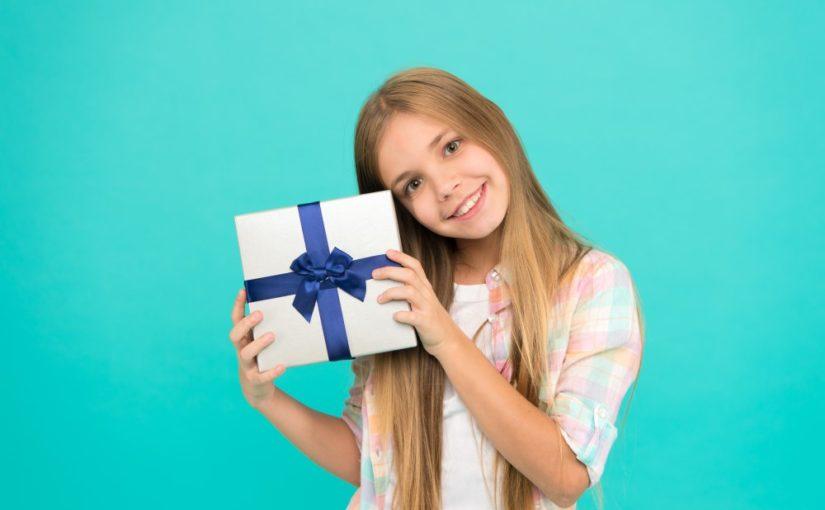 Pige med gave